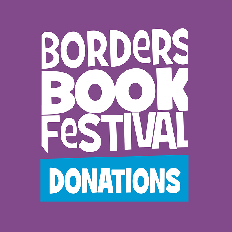 Borders Book Festival Donations