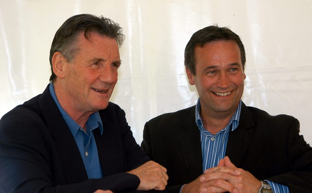 Borders Book Festival 2005 Michael Palin