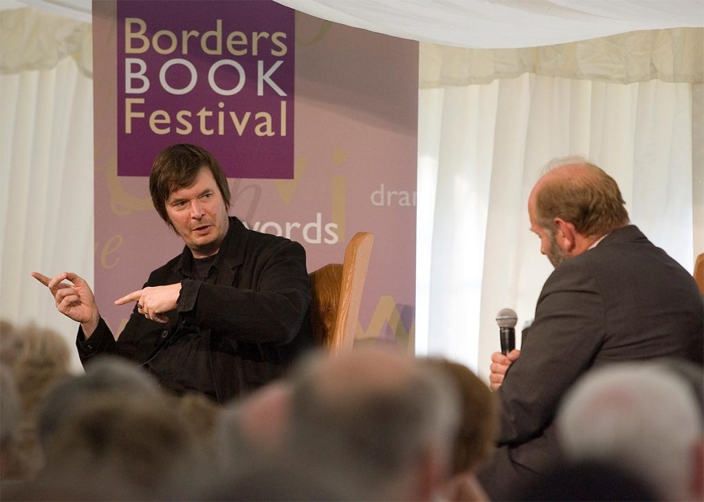 Borders Book Festival 2006 Ian Rankin