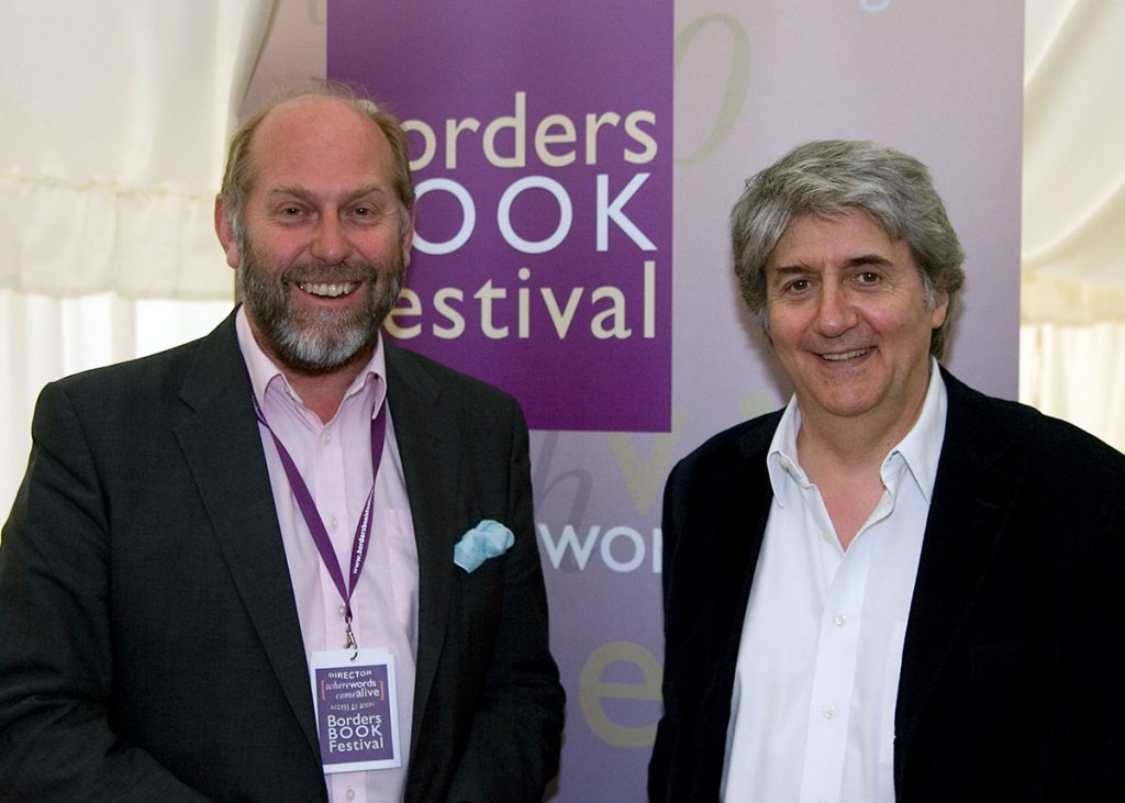Borders Book Festival 2006 Tom Conti