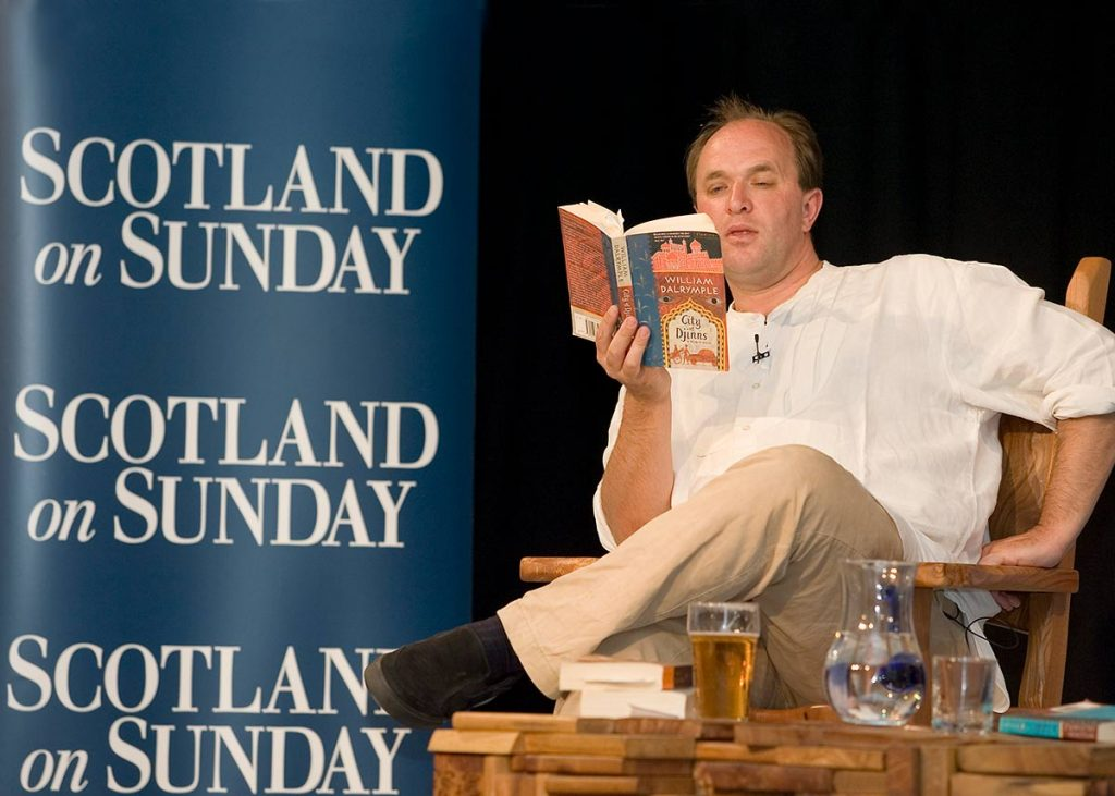 Borders Book Festival 2006 William Dalrymple