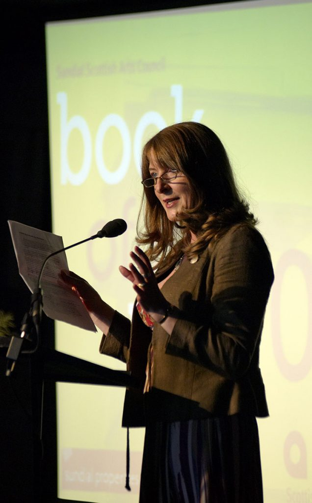Borders Book Festival 2008 Janice Galloway