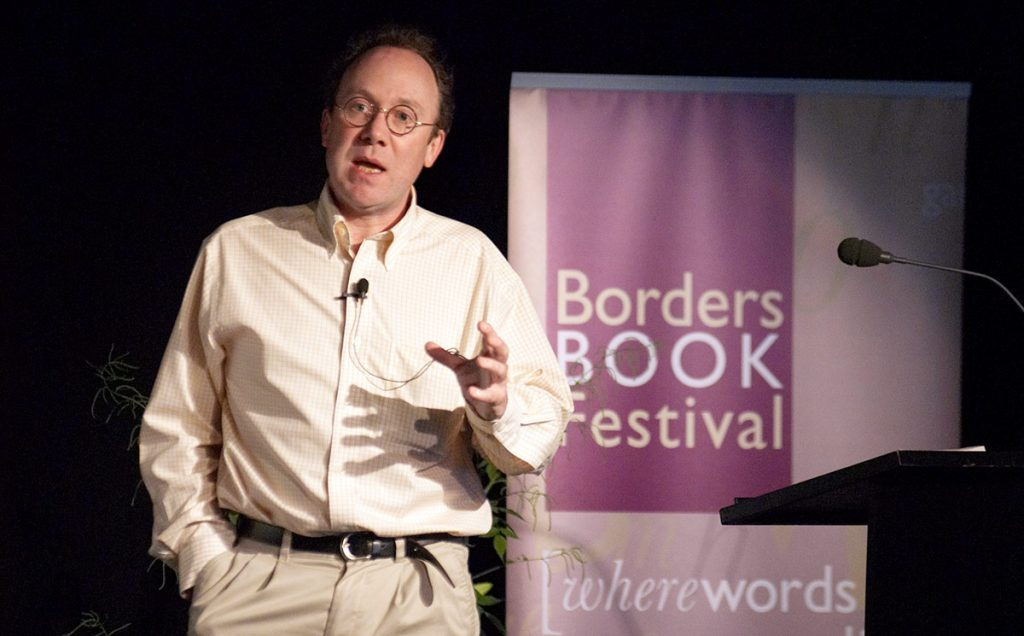 Borders Book Festival 2009 Tom Holland