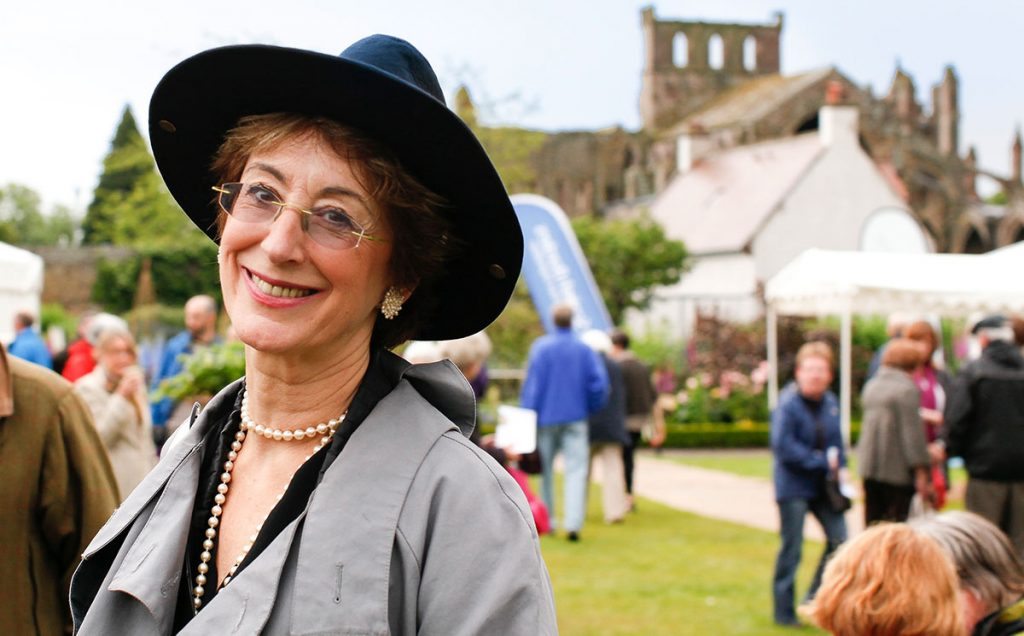 Borders Book Festival 2011 Maureen Lipman