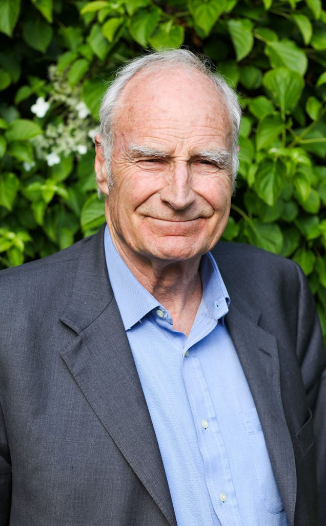 Borders Book Festival 2011 Peter Snow
