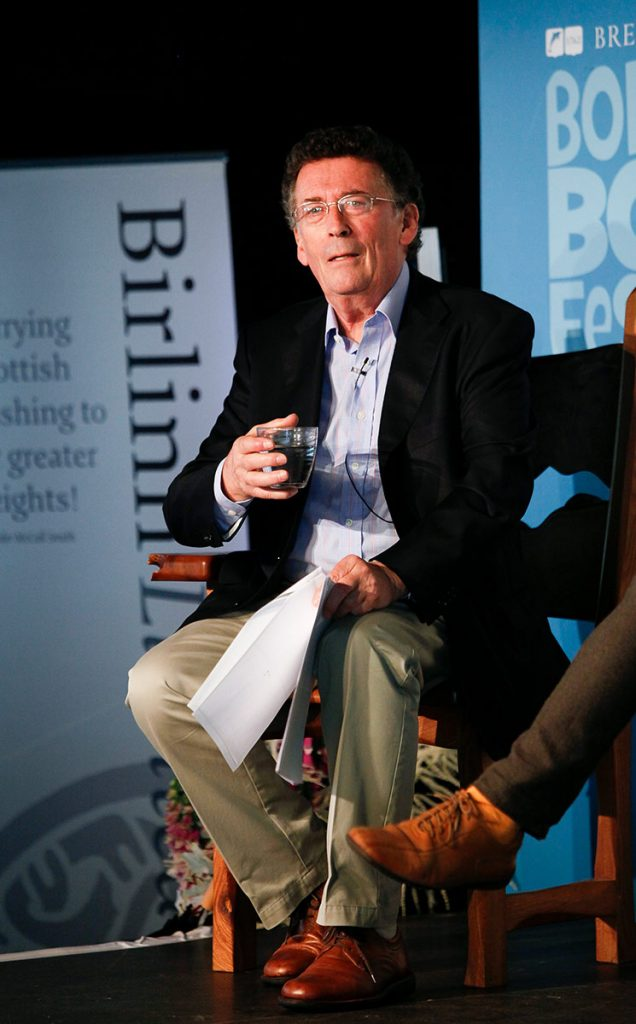 Borders Book Festival 2011 Robert Powell