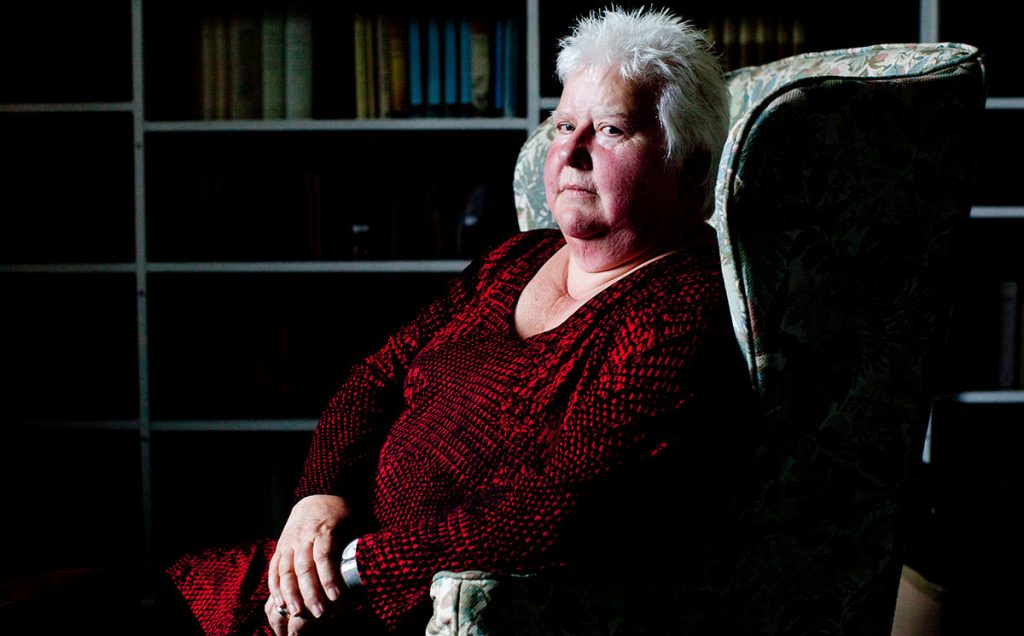 Borders Book Festival 2011 Val McDermid