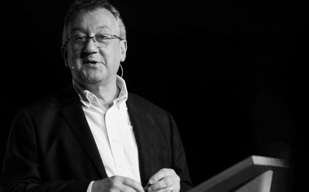 Borders Book Festival 2017 Allan Little