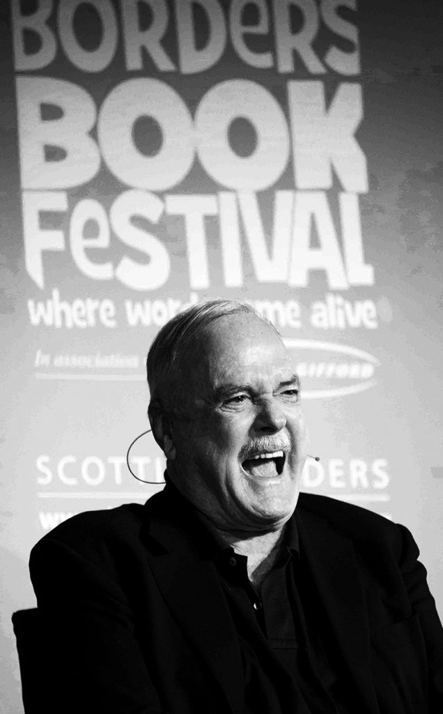 Borders Book Festival 2017 John Cleese