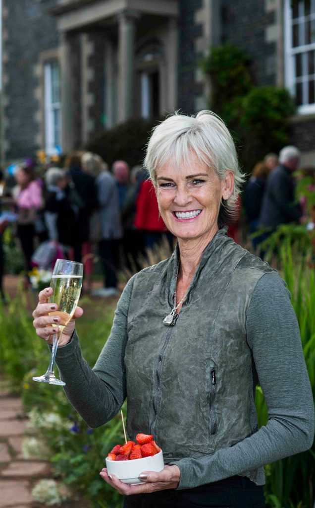 Borders Book Festival 2017 Judy Murray