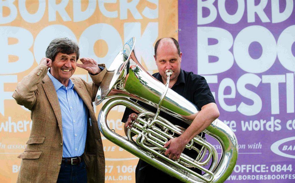 Borders Book Festival 2017 Melvyn Bragg