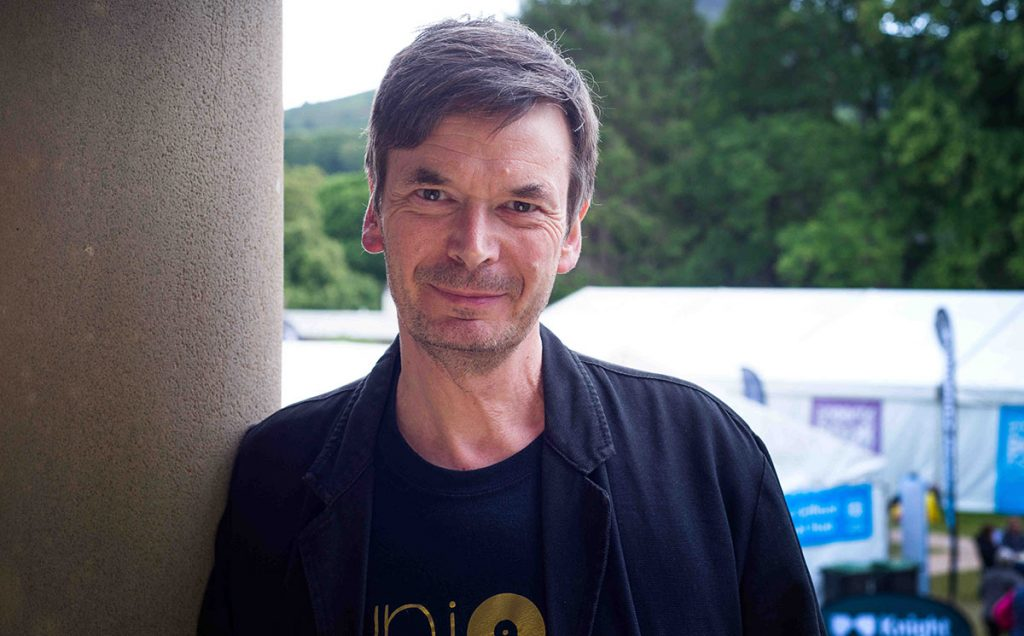 Borders Book Festival 2018 Ian Rankin