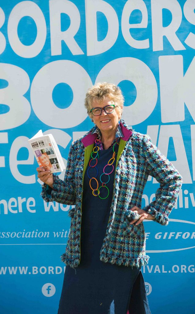 Borders Book Festival 2018 Pru Leith
