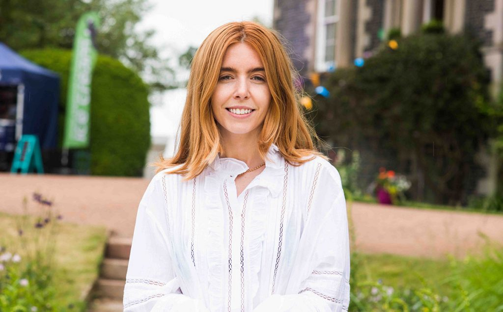 Borders Book Festival 2018 Stacey Dooley