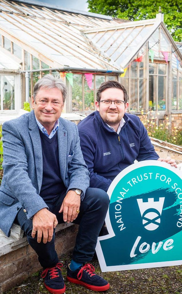 Borders Book Festival 2019 Alan Titchmarsh