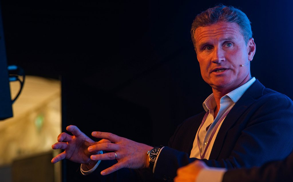 Borders Book Festival 2019 David Coulthard