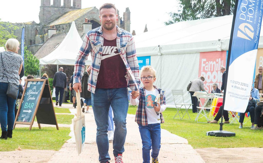 Borders Book Festival 2019 Family Fun