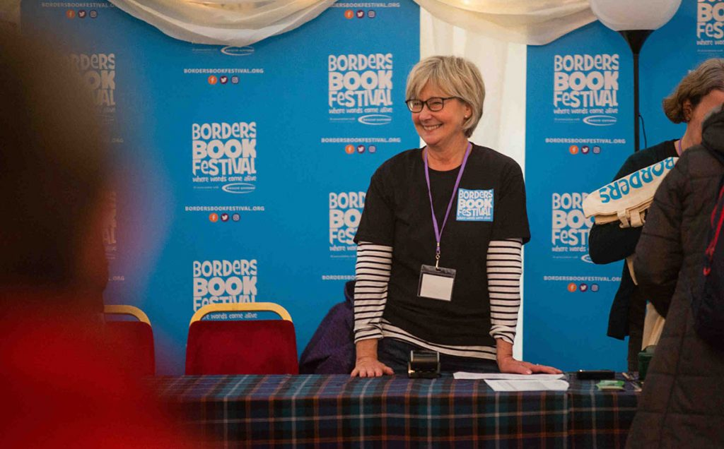 Borders Book Festival 2019 Festival Book Shop