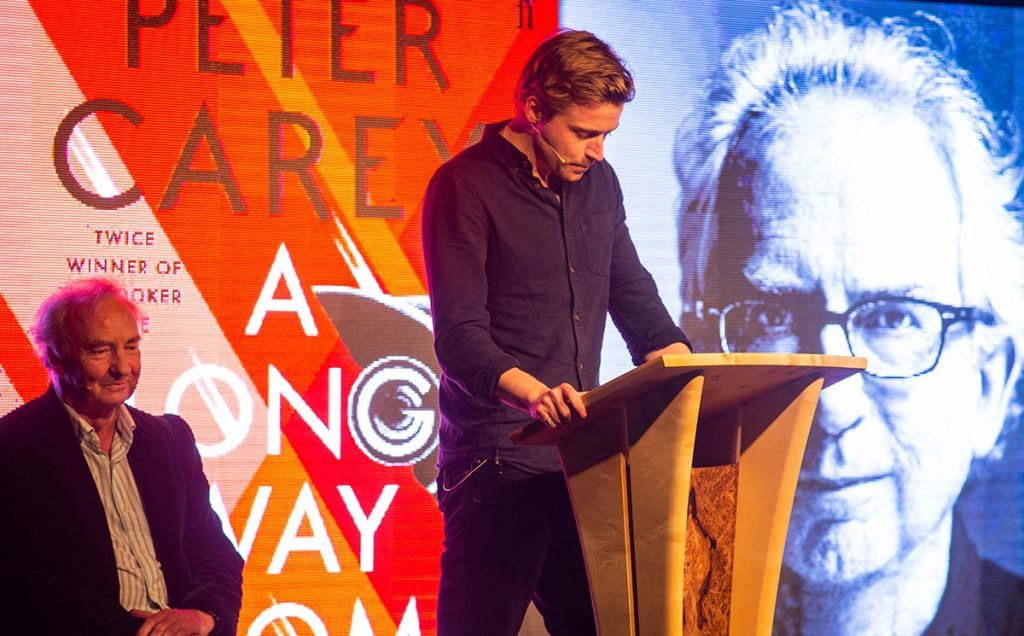 Borders Book Festival 2019 Walter Scott Prize With Jack Lowden