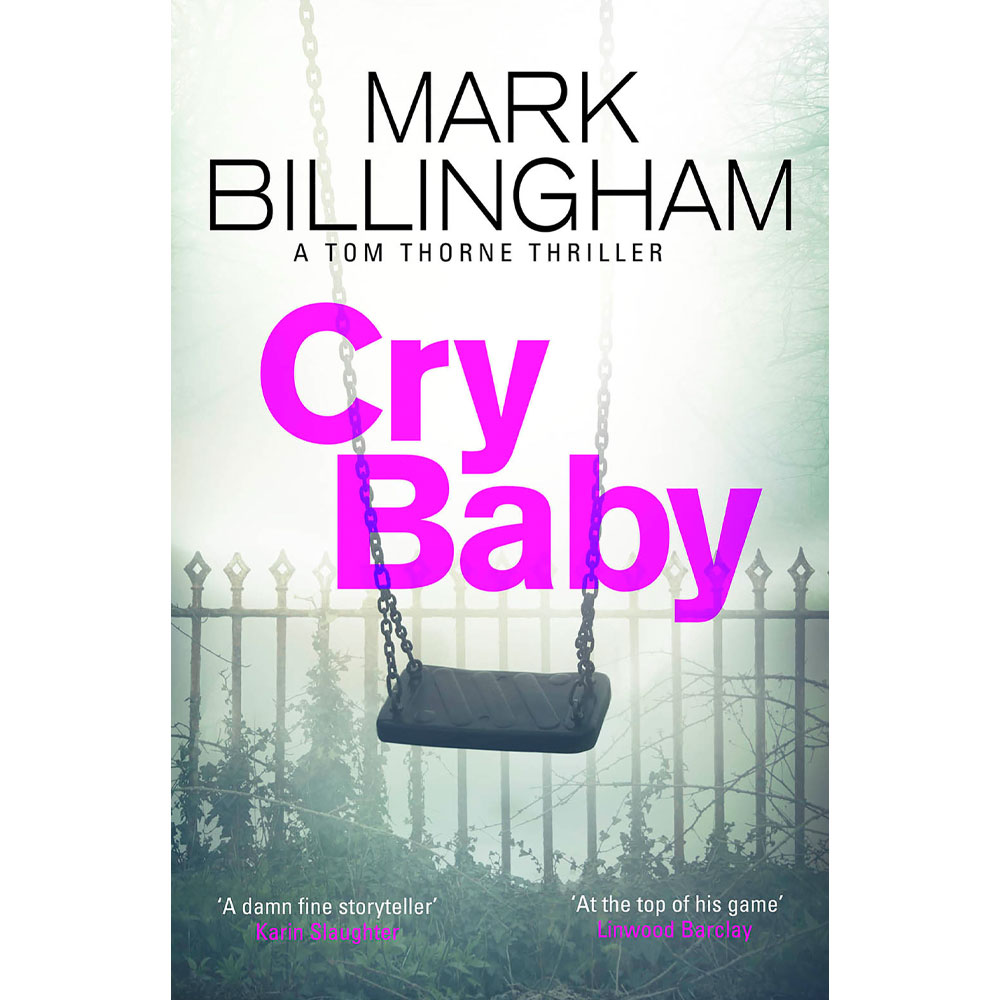 Cry Baby Mark Billingham