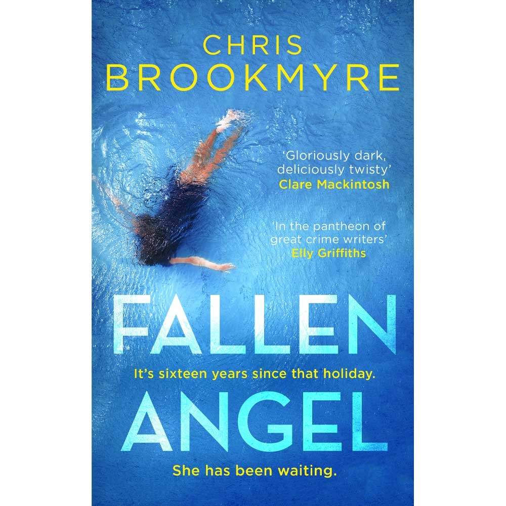 Fallen Angel Chris Brookmyre