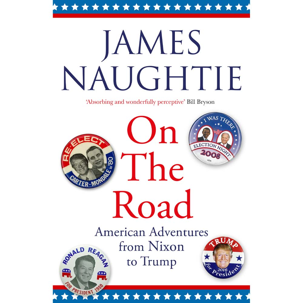 On The Road James Naughtie