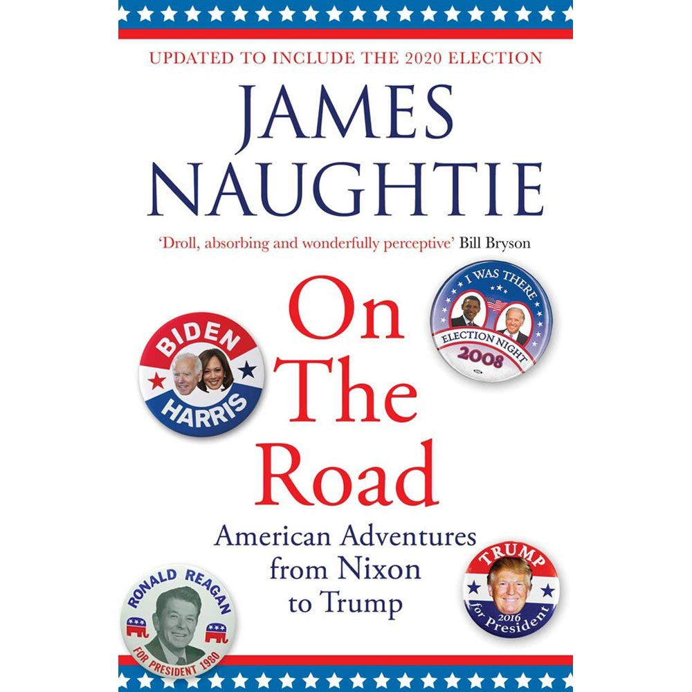 On The Road Updated James Naughtie