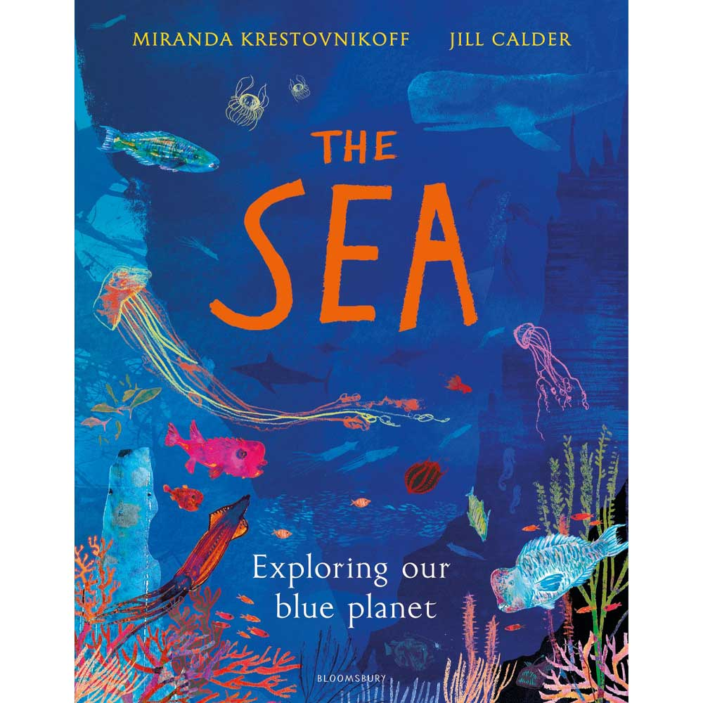 The Sea Miranda Krestovnikoff Jill Calder