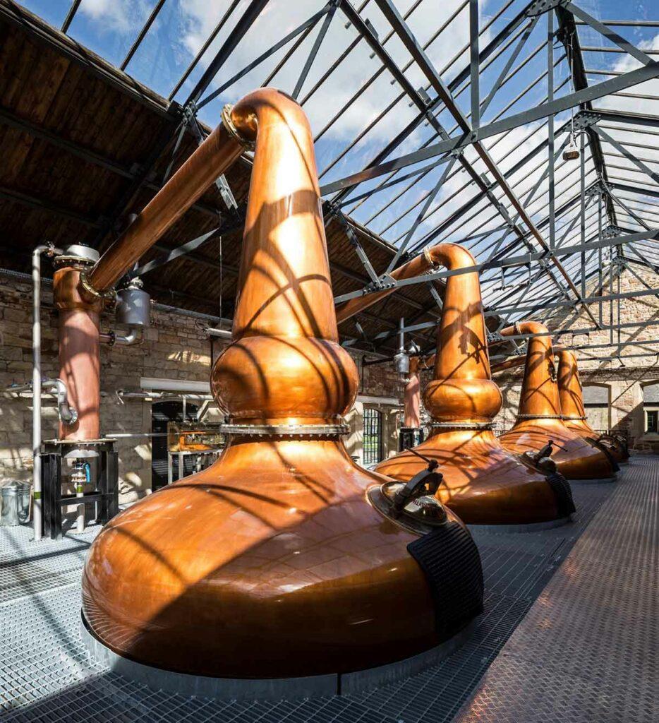 Borders Distillery Still House