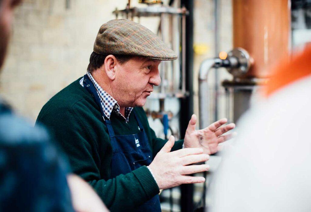 Borders Distillery Tour