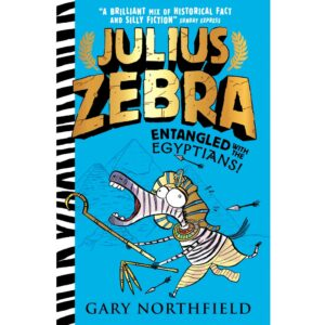 Julius Zebra Entangled With The Egyptians Gary Northfield