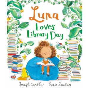 Luna Loves Library Day Joseph Coelho