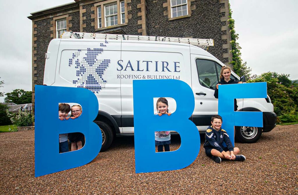 Saltire Roofing & Building Family Series