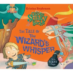The Tale Of The Wizards Whisper Kristina Stephenson