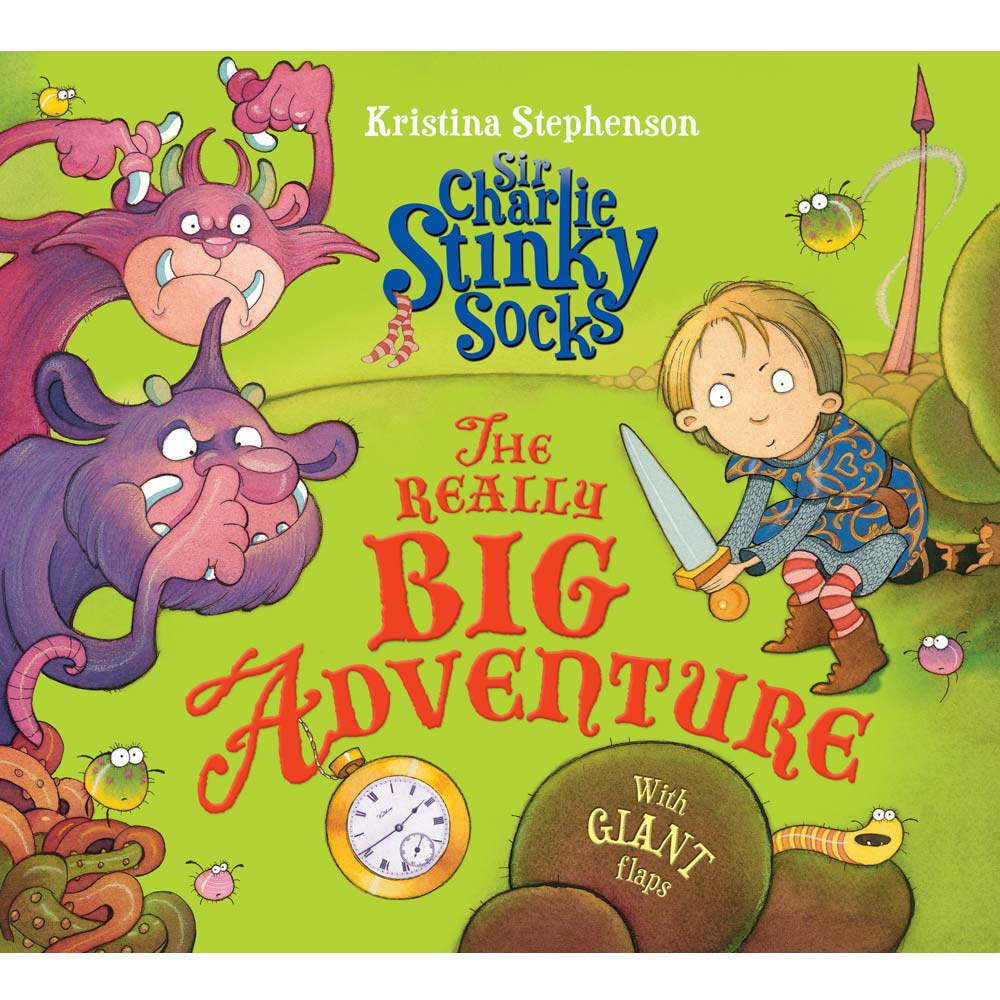 The Really Big Adventure Kristina Stephenson