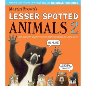Lesser Spotted Animals 2 Martin Brown