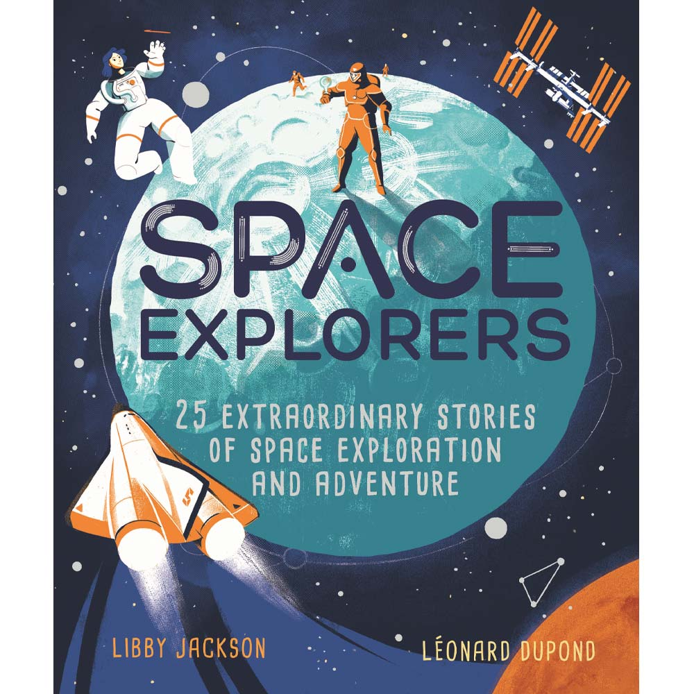 Space Explorers Libby Jackson