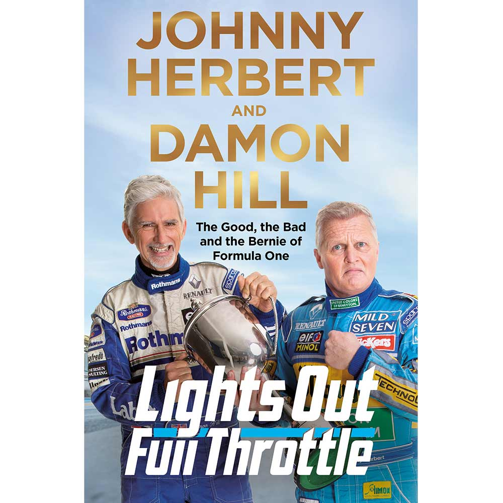 Lights Out Full Throttle - Johnny Herbert & Damon Hill
