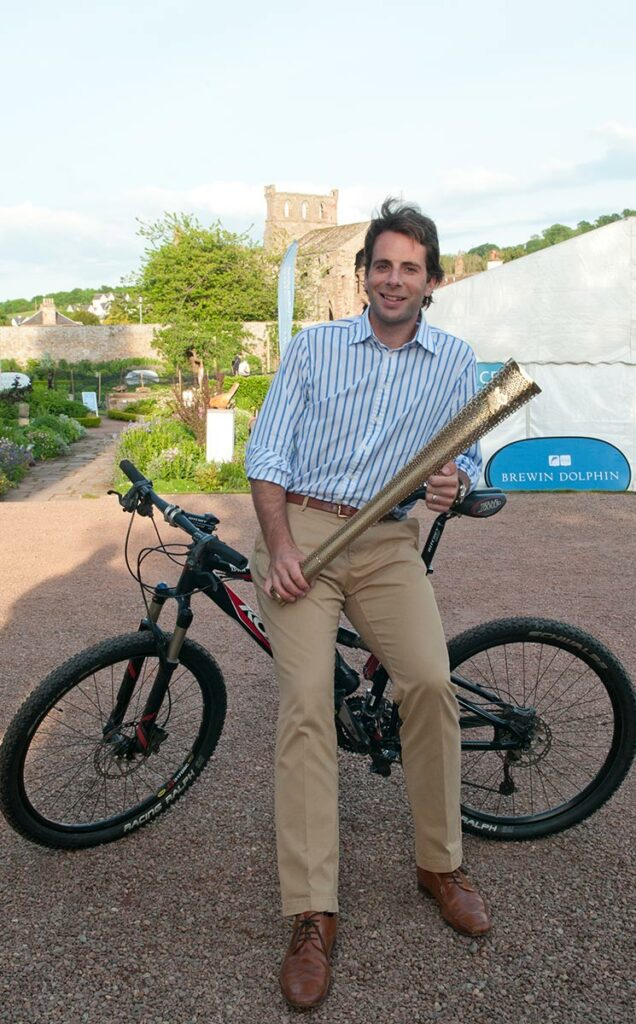 Borders Book Festival 2012 Mark Beaumont