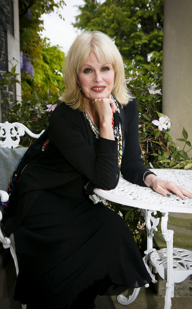 Borders Book Festival 2013 Joanna Lumley