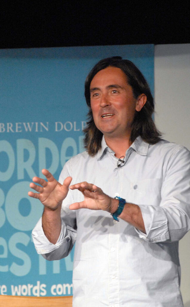 Borders Book Festival 2013 Neil Oliver