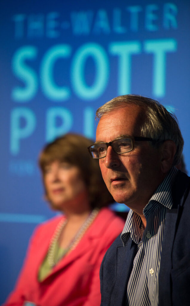 Borders Book Festival 2014 Walter Scott Prize