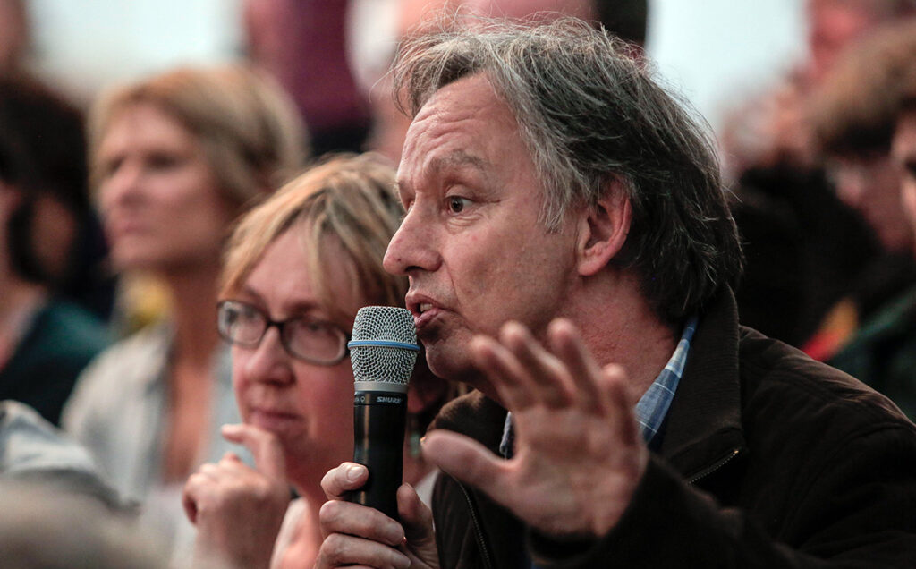 Borders Book Festival 2015 Audience Questions