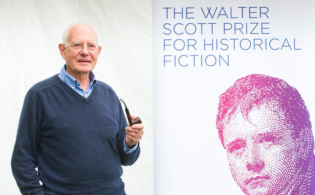 Borders Book Festival 2015 Pize Winner John Spurling