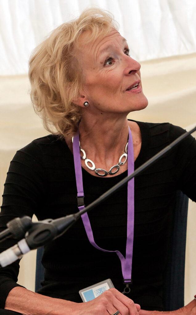 Borders Book Festival 2015 Sue Lawrence