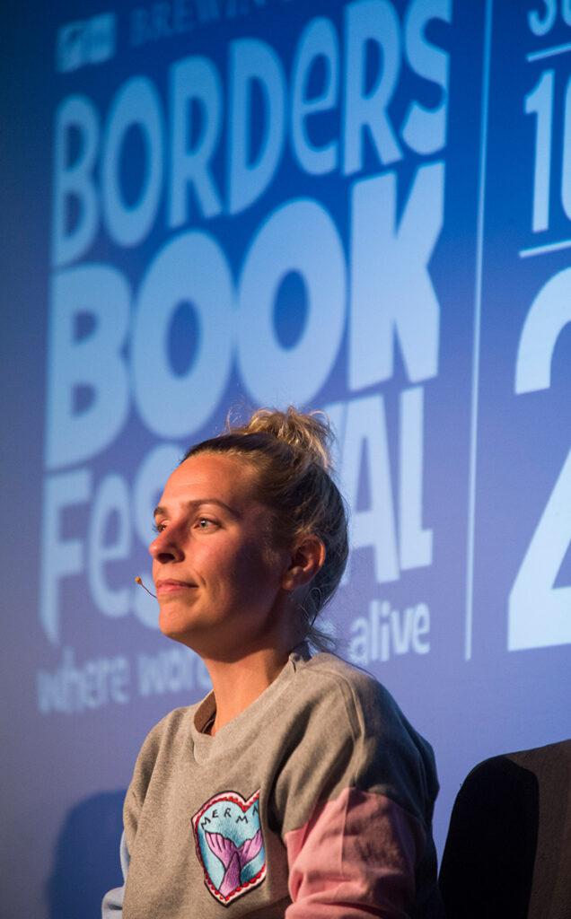 Borders Book Festival 2016 Sara Pascoe