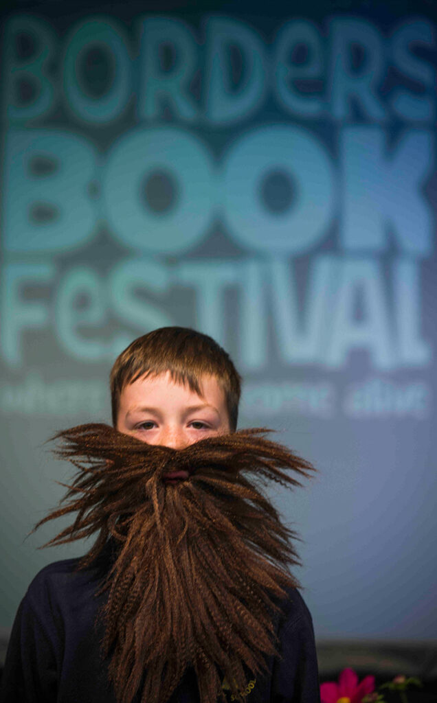 Borders Book Festival 2016 Schools Day