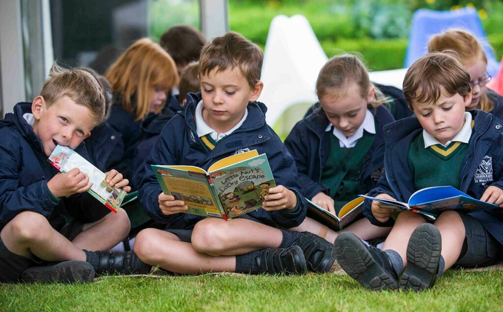Borders Book Festival 2016 Schools Day Out