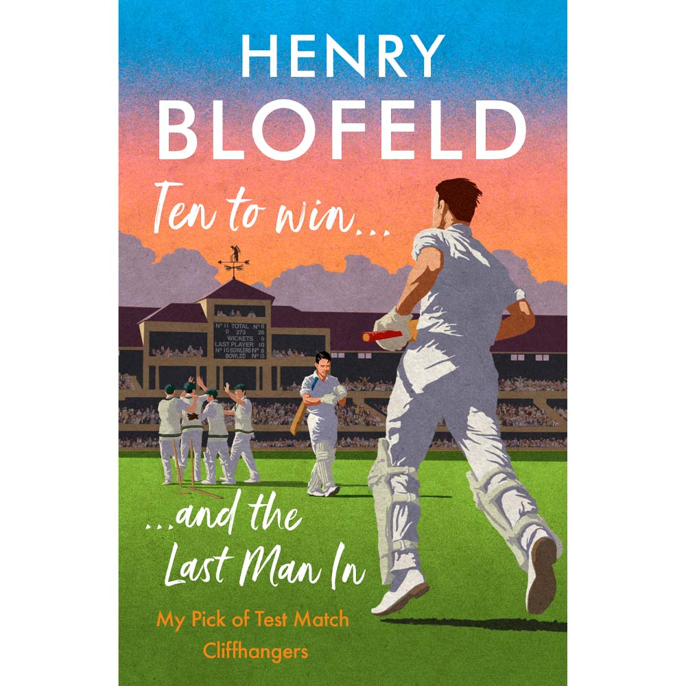 Ten To Win And The Last Man In Henry Blofeld