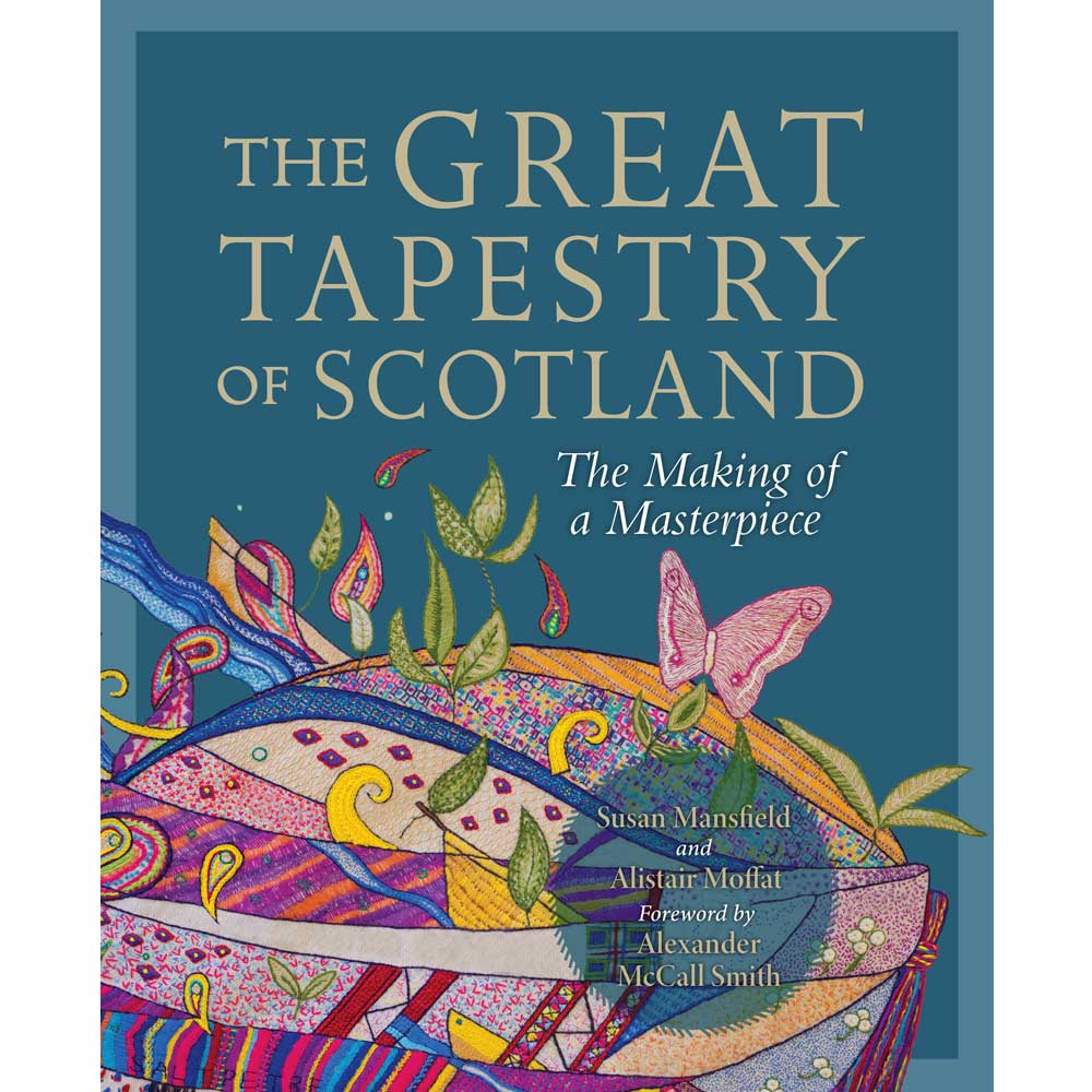 The Great Tapestry Of Scotland The Making Of